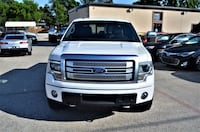 2013 FORD F150 PLATINUM WHITE Sachse, 75048