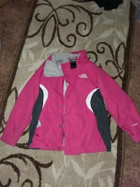 pink and white zip-up jacket Temple Hills, 20748