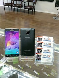 Samsung Note 4 - unlocked Tampa, 33617