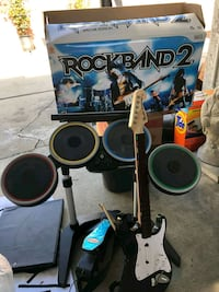 Rock Band 2 For Wii   Los Angeles, 90061