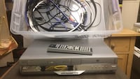 Gray dvd player with remote and all wires College Park, 20740