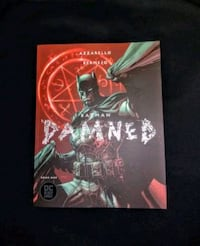 "NEW ""UNCENSORED"" BATMAN DAMNED DC Black Label JIM  Houston, 77024"