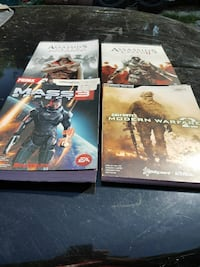 four game books New Lexington, 43764
