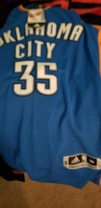 authentic Durant jersey, NEW w/TAGS Riverview, 33579