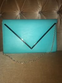 Aldo Clutch - Turquois  Mississauga, L5G 1T6