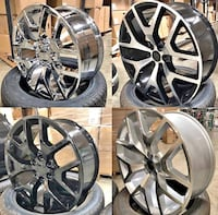 Replica wheels for gmc , Chevy or Cadillac Escalade  Sterling Heights, 48310