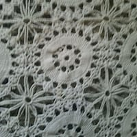 Beautiful crocheted bedspread Virginia Beach, 23455