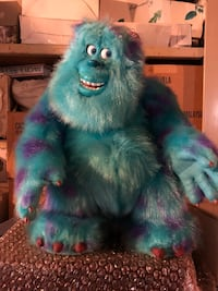 Talking sulley  from Monster's Inc Columbia, 21044