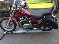2006 Suzuki S50 VS800 V-Twin Cobra pipes, National cycles windshield no bags. Brand new tires front and rear. Fresh service.  Price is NOT negotiable under 13,000 miles Keene, 03431