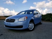Hyundai - Accent - 2011 Sterling