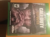 The Last of Us Xbox 360 game case