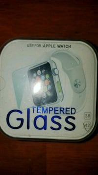 APPLE IWATCH SCREEN PROTECTOR.