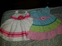 girl's teal and pink dress Trenton, 08609