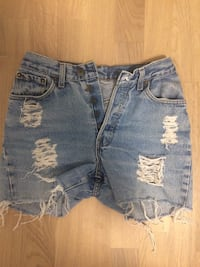 Levis shorts XS Oslo