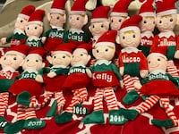 Personalized elves