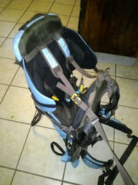 baby's black and blue stroller Tulare, 93274