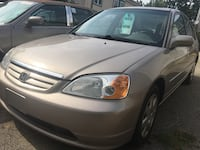 Honda - Civic - 2002 Haverhill
