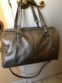 COACH Bag-  authentic silver color with tag Santa Clara, 95054