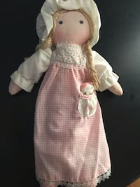 Vintage Carrie doll Holly Hobbies friend  Modesto, 95350