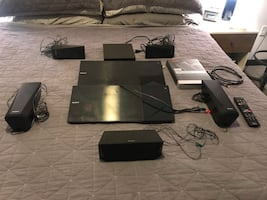 Sony 5.1 4K 3D Blu-Ray Player Combo System w/ Subwoofer plus