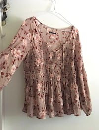 Flows floral AE top! 537 km