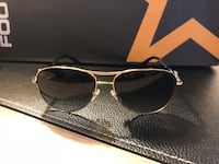 Versace MOD2157 Black and Gold Sunglasses with Tags Chicago, 60601