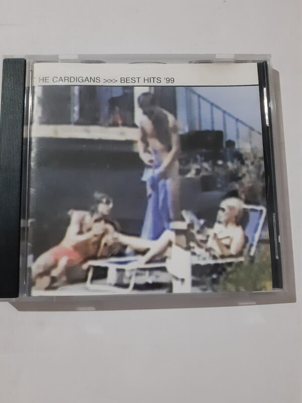 The cardigans Best Hits 99 CD albüm may favorite game lovefool cf843de2-7997-414d-bb6c-eae276767235