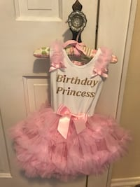 Birthday Princess tutu dress Rockville Centre