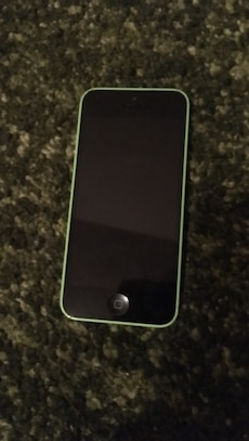 hvit iphone 5c