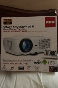 Smart Android WiFi Projector (RPJ129) RCA MODEL
