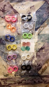 22 pairs of plugs 7/8's or in other words 22mm. Edmonton, T5E 3V8