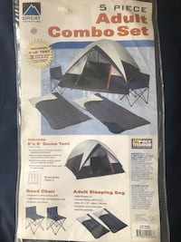 Camping Pack Daly City, 94015