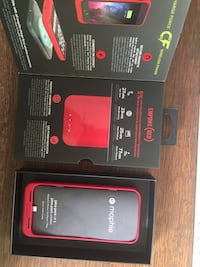 mophie juice pack air iPhone 7 case red 3734 km