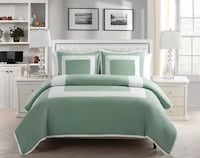 New!! VCNY Marion Embroidered Duvet Set - King St Thomas, N5R 6M6