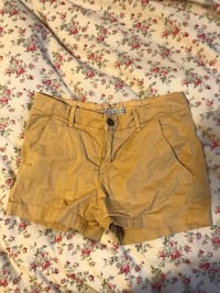 women's brown shorts Victoria, V8N 2L1
