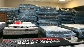 New Beds Mattresses and more