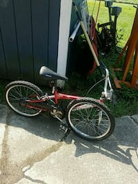 red and black BMX bike Crown Point, 46307