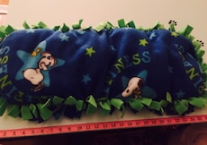 Snoopy Comfy Critter crate/kennel pillow