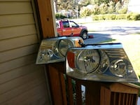 2004-08 ford f150 headlights excellent condition Schenectady, 12304