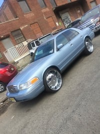 Used 1999 Ford Crown Victoria On 24s 200k Runs And Drives Great