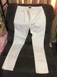 White skinny fit jeans Roy, 84067