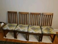 Set of 4 dining chairs Annandale, 22003