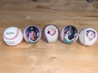New York Yankees Baseballs