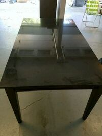 Granite table and 4 chairs