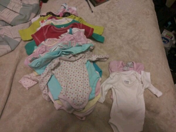57a00d4f5 Used Newborn and preemie baby girl clothes for sale in Cahokia - letgo