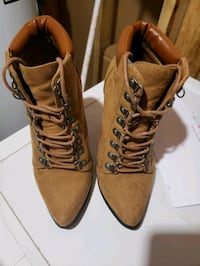 Women's booties size 7