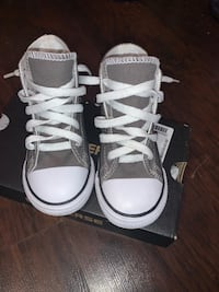 CONVERSE SHOES SIZE:9