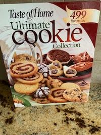 Ultimate Cookie Collection Book. 499 recipes.