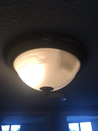 3 Ceiling Light Fixtures for $75 OBO Toronto, M9C 4W7