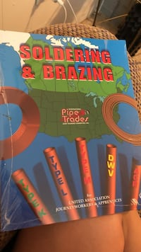 Unopened soldering and brazing book Holly Hill, 32117